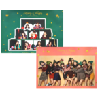 TWICE MERRY&HAPPY 1ST ALBUM REPACKAGE OFFICIAL POSTERS (2 POSTERS SET)