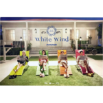 MAMAMOO WHITE WIND OFFICIAL POSTER (VER 1)