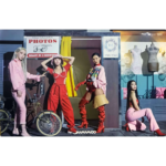 MAMAMOO WHITE WIND OFFICIAL POSTER (VER 2)