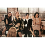 MAMAMOO 2ND ALBUM REALITY IN BLACK OFFICIAL POSTER (VER 3)