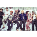 BTS 2ND ALBUM WINGS OFFICIAL POSTER