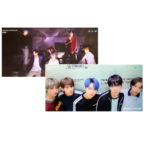 TXT THE DREAM CHAPTER MAGIC ALBUM OFFICIAL POSTERS (2 POSTER SET)