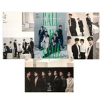 GOT7 CALL MY NAME MINI ALBUM OFFICIAL POSTERS(4 POSTER SET)