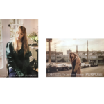 TAEYEON PURPOSE THE 2ND REPACKAGE ALBUM OFFICIAL POSTERS (2 POSTER SET)