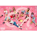 TWICE WHAT IS LOVE 5TH MINI ALBUM OFFICIAL POSTER (A VER)