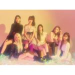 EVERGLOW ARRIVAL OF EVERGLOW OFFICIAL POSTER