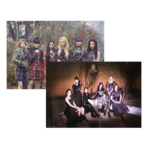 DREAMCATCHER DYSTOPIA THE TREE OF LANGUAGE 1ST ALBUM OFFICIAL POSTERS (2 POSTER SET)