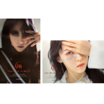 MAMAMOO MOONBYUL DARK SIDE OF THE MOON 2ND SOLO ALBUM OFFICIAL POSTERS (2 POSTER SET)
