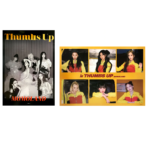 MOMOLAND THUMBS UP 2ND SINGLE ALBUMOFFICIAL POSTERS (2 POSTER SET)
