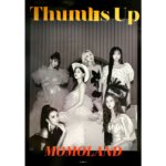 MOMOLAND  THUMBS UP  2ND SINGLE ALBUM OFFICIAL POSTER (VER 2)
