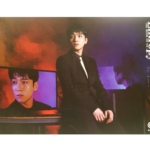 DAY6 THE BOOK OF US ENTROPY 3RD ALBUMOFFICIAL POSTER (SUNGJIN)
