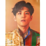DAY6 THE BOOK OF US GRAVITY 5TH MINI ALBUMOFFICIAL POSTER (WONPIL)
