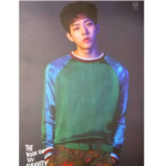 DAY6 THE BOOK OF US GRAVITY 5TH MINI ALBUMOFFICIAL POSTER (DOWOON)