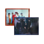 CIX HELLO CHAPTER 1 HELLO STRANGER OFFICIAL POSTERS (2 POSTER SET)