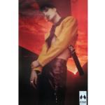 EXO OBSESSION 6TH ALBUMOFFICIAL POSTER (EXO-X KAI)