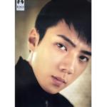 EXO OBSESSION 6TH ALBUMOFFICIAL POSTER (EXO SEHUN)