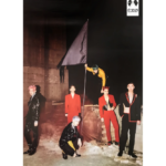 EXO OBSESSION 6TH ALBUMOFFICIAL POSTER (EXO-X GROUP VER)