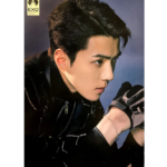 EXO OBSESSION 6TH ALBUM OFFICIAL POSTER OBSESSION VER (SEHUN)