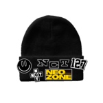 NCT 127 NEO ZONE BEANIE WITH PATCHES