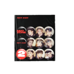NCT 127 NEO ZONE PIN BUTTON SET