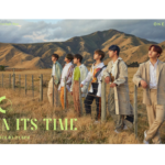 ONEUS IN ITS TIME 1ST SINGLE ALBUM OFFICIAL POSTER