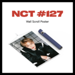 NCT 127 NEO ZONE WALL SCROLL POSTER