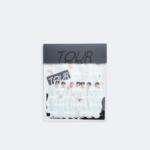 BTS OFFICIAL MAP OF THE SOUL TOUR STICKER SET
