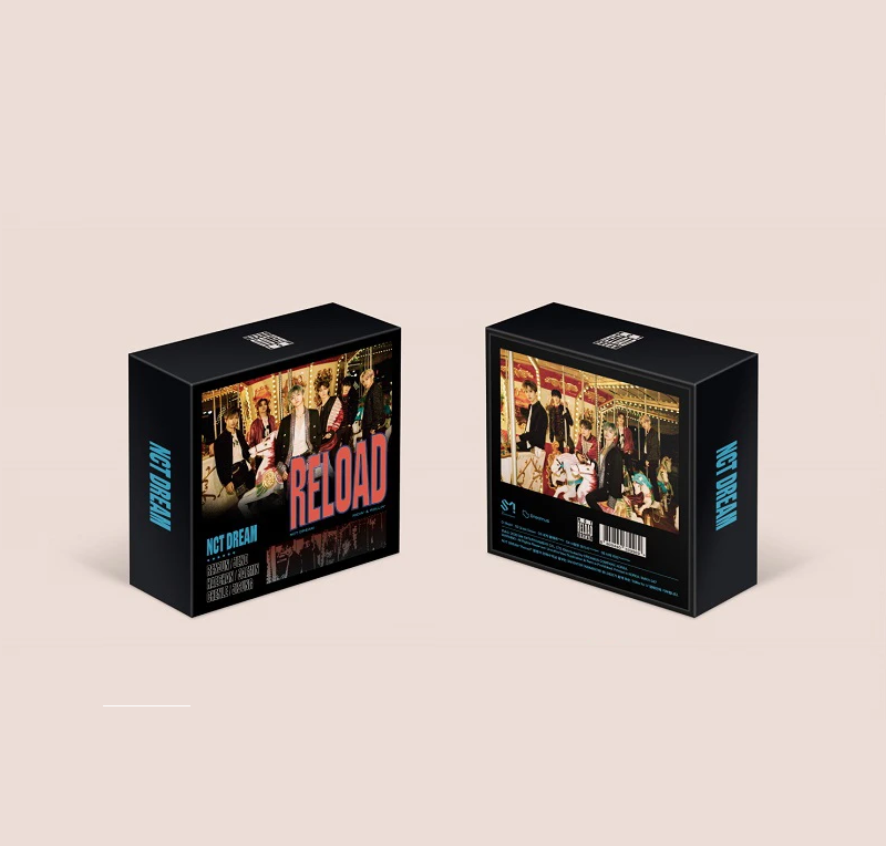 Nct Dream Reload Album Air Kit Kpop Usa