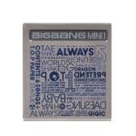 BIGBANG ALWAYS 1ST MINI ALBUM