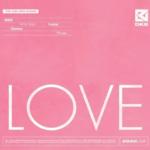 DKB LOVE 2ND MINI ALBUM