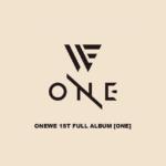 ONEWE ONE 1ST ALBUM