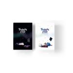HA SUNG WOON TWILIGHT ZONE 3RD MINI ALBUM 2 ALBUMS SET