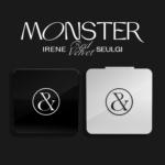 RED VELVET  IRENE & SEULGI   MONSTER  1ST MINI ALBUM 2 ALBUMS SET