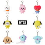 BT21 BABY OFFICIAL BAG CHARM