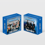 NCT 127 NCT NO 127 NEO ZONE THE FINAL ROUND 2ND REPACKAGE ALBUM 2 KITS SET
