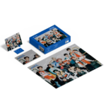 NCT 127 THE FINAL ROUND PUZZLE PACKAGE LIMITED