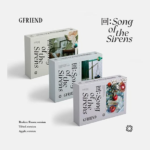 GFRIEND 回: SONG OF THE SIRENS ALBUM 3 ALBUMS SET
