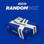 ZICO RANDOM BOX 3RD MINI ALBUM