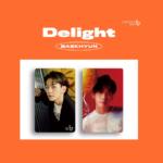 EXO BAEKHYUN  DELIGHT  CASHBEE CARD