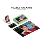 EXO BAEKHYUN  DELIGHT  PUZZLE PACKAGE LIMITED