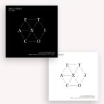 EXO 3RD ALBUM EX'ACT CHINESE VERSION (RANDOM VERSION)