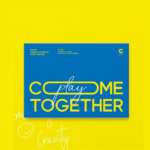 CRAVITY COME TOGETHER OFFICIAL SUMMER PACKAGE - PLAY VERSION