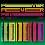 ATEEZ ZERO FEVER PART 1 ALBUM 3 ALBUMS SET