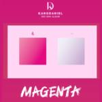 KANG DANIEL MAGENTA  2ND MINI ALBUM 2 ALBUMS SET