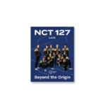 NCT 127 BEYOND THE FUTURE : BEYOND LIVE BROCHURE