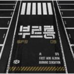 SF9 BURNING SENSATION 1ST MINI ALBUM