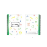 NCT DREAM NCT LIFE DREAM IN WONDERLAND COMMENTARY BOOK + LUGGAGE TAG SET
