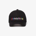 BTS OFFICIAL DYNAMITE BALL CAP