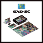 EXO SC 1 BILLION VIEWS PUZZLE PACKAGE LIMITED