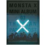 MONSTA X THE CLAN 2.5 PART 1 LOST 3RD MINI ALBUM FOUND VER